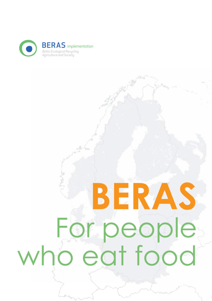 BERAS For people who eat food
